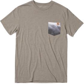 tentree Renfrew Pocket T-Shirt Men Vetiver Green